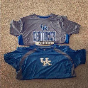 3/$15 Men's Kentucky shirts